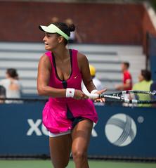 Heidi El Tabakh (JoCaDa) Tags: nyc heidi us open el queens tennis 2012 flushing tabakh