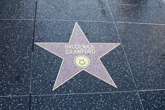 Hooray for Hollywood (twm1340) Tags: california ca celebrity star personality hollywood actress actor walkoffame performer broderickcrawford