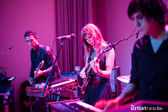 CHROMATICS (theartistree.fm) Tags: pitchfork newmuseum adammiller chromatics johnnyjewel soundplay killscreen ruthradelet