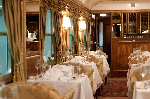 Majestic Imperator Luxury Train - Salon Ambassador