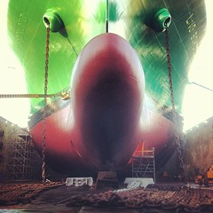 #LNG #SOKOTO (TEAM MAPITO   Photographers, Location scout & mngr) Tags: offshore ships drydock shiprepair instagramappsquaresquareformatiphoneographyuploadedbyinstagramrise teammapito