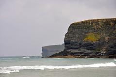 DSC_0124 (dani_li) Tags: beach surf wave playa ola cantabria
