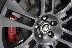 Jaguar XKRS brzda&disk (mapass_sk) Tags: auto show car wheel fiat seat bikes mini rover bmw salon slovensko slovakia brake jaguar autosalon maserati 2012 nitra