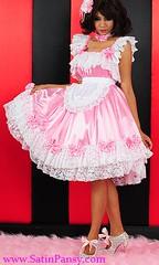 Prissy Sissy favorite things (sissysteffie) Tags: pink bondage sissy crossdresser prissy