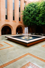 USC Davis School of Gerontology  Fountain (USC | University of Southern California) Tags: california usa water youth campus la university southern pools usc fountains triumphant