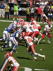 Buffalo Bills vs. Kansas City Chiefs 9.16.12 (MattBritt00) Tags: ny newyork sports football buffalo buffalobills bills stadium nfl quarterback kansascity chiefs afc americanfootball orchardpark footballstadium kansascitychiefs ralphwilsonstadium mattcassel nationalfootballleague americanfootballconference dwaynebowe