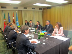 Reunião das direções do PSD e do CDS