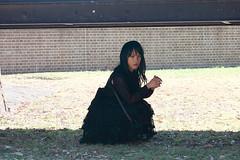 Gothic lolita out door 009 (NM.San) Tags: boy black cute doll dress vampire cd gothic lolita egl mana crossdress 萌 ero crossplay dolllike australiantechnologypark ヴィジュアル系 ロリータ 視覺系 brolita mrnightmare 蘿莉塔 女装男 偽娘 女装少年 男の娘 哥德蘿莉 蘿莉風格 甜美蘿莉 animinia