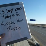 "Today is for Kivanc Paul Morris <a style=""margin-left:10px; font-size:0.8em;"" href=""http://www.flickr.com/photos/59134591@N00/8014420321/"" target=""_blank"">@flickr</a>"