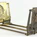 139. Brass Native American Expandable Bookstand