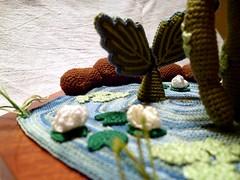 Vodnik (7) (McFiberNutt) Tags: thread miniature crochet folklore amigurumi