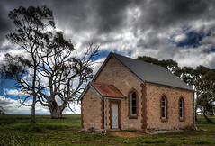 Old Church, Big Swamp, Port Lincoln (Jacqui Barker) Tags: old church ngc portlincoln countrychurch digitalcameraclub ruralaustralia eyrepeninsula oldandbeautiful