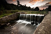 Bradgate Waterfall ([[BIOSPHERE]]) Tags: uk nature river landscape countryside waterfall stream long exposure leicestershire bradgatepark cokin fiters