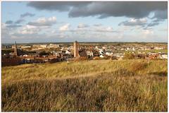Wijk aan Zee (3) (H. Bos) Tags: sun amsterdam strand herfst zon noordholland beverwijk ijmuiden wijkaanzee corus seaofsteel zeevanstaal