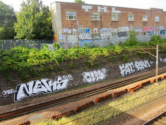 NEKAH V SEAL V FATONE V FERM (Cooney-Hughes) Tags: streetart seal fatone ferm nekah