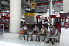 IMG_Cante Alentejano no Aeroporto de Lisboa (ANA Aeroportos de Portugal) Tags: travel de airport lisboa lisbon aeroporto e alentejo viajar cante alentejanos airport iniciativas o culturais lisbon lisboa programa aeroporto alentejano taberna