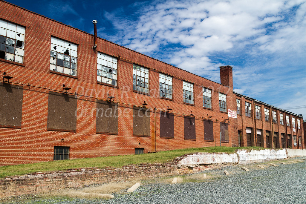 IMG_0287 (Namerifrats29) Tags: Old Plant Building Industry Home Town Nc  Factory Jobs Furniture