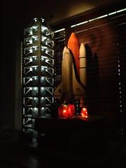 Space Shuttle Cake (RDPJCakes) Tags: cake fondant sculptedcake ossas 3dsculptedcake rdpjcakes