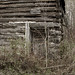 Dennis Nimner - Old Log Cabin