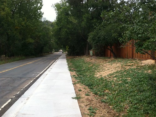 Photo - Linden Avenue Sidewalk Project (After)
