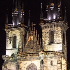 Church of Our Lady (Alt Ubante) Tags: prague churchofourladybeforetn