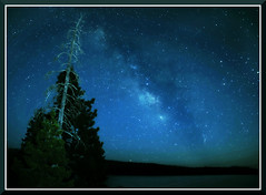LoonLakeEarlyEvening_4405 (bjarne.winkler) Tags: early evening milky way spotted loon lake ca
