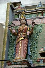 Temple Goddess (VinayakH) Tags: halasurusomeshwaratemple bangalore india ulsoor chola vijayanagaraempire kempegowda hindu shiva temple hinduism