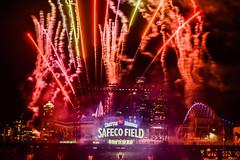 _DSC0742 (marilynwe) Tags: 2016 becca chris family marinersgame rebecca safecofield turnerfamily fireworks