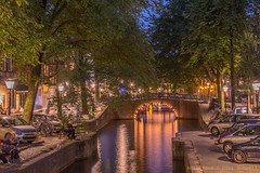 Leliegracht on a summer night (farflungistan) Tags: amsterdamnight canon7d longexposure summer2016 amsterdam holland jordaan nederland netherlands nightphotos photowalk streetphotography