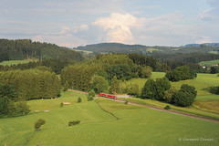 DB REGIO - HEIMHOFEN (Giovanni Grasso 71) Tags: heimhofen db regio allgu allgubahn kbs970 nikon d700 giovanni grasso br612 automotrice diesel
