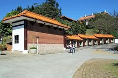 """Entrada do mosteiro (José Argemiro) Tags: faith monastery religion buddhist temple monk religião fé templo monastério monge """"zu lai"""" """"são paulo"""" cotia brazil budismo budista"""