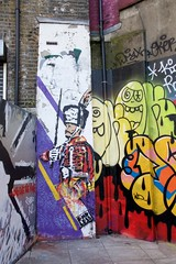 Endless_Shoredich02 (OliveTruxi (1 Million views Thks!)) Tags: endless london londres spray street streetart streetartlondon urban urbanart england
