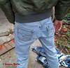 jeansbutt10480 (Tommy Berlin) Tags: men jeans butt ass ars levis