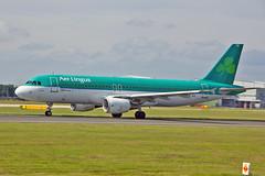 EI-CVB Airbus A.320-214  Aer Lingus MAN 17-07-16 (PlanecrazyUK) Tags: egcc manchester man ringway manchesterairport eicvb airbusa320214 aerlingus 170716