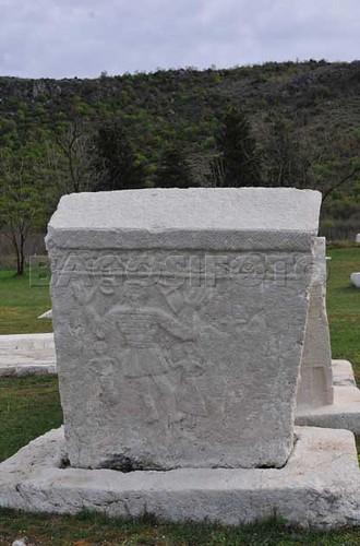 Radimlja  - nekropolisz34