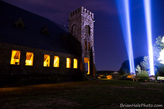 5watermark (Brian M Hale) Tags: 911 nine eleven september eleventh 2016 oldstonechurch old stone church w west boylston ma mass massachusetts newengland twintowers twin towers light beam spotlight spot long exposure le longexposure canon 6d memorial tribute usa united states america brian hale brianhale brianhalephoto