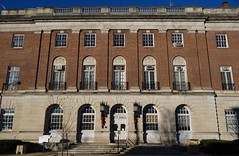 Post Office Elkins, WV2 (Seth Gaines) Tags: westvirginia elkins postoffice courthouse