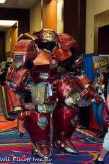 Hulkbuster by Extreme Costumes at 2016 TerrifiCon, Uncasville Ct (Wil Elliott Images) Tags: mohigansun lightroom6 geekculture extremcostumes ironman theavengers uncasvillect cosplay comiccon hulkbuster wilelliottimages 2016 nikond7200 tamron16300mmf3563 terrificon
