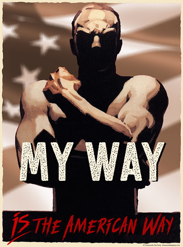 MY WAY is the American Way