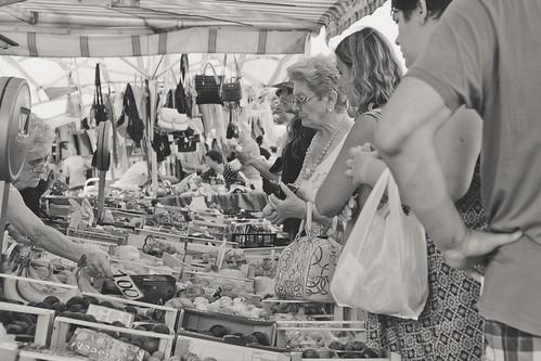Markt in Moniga