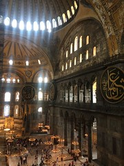 Hagia Sophia (Super tourist) Tags: hagiasofia building istanbul constantinople
