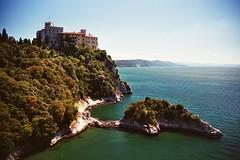 Castello di Duino (Skylark92) Tags: italy italie triest trieste duino aurisina castle castello di friuli venezia giulia kasteel van