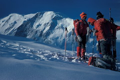 Haute Route (czpictures) Tags: liskamm wallis skitour winter snow monterosa hauteroute mountains ski touring switzerland glacier mountaineering alpinism 4000er
