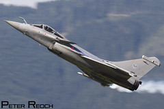 142 / French Air Force / Rafale C (Peter Reoch Photography) Tags: french air force france armedelair arme de lair dassualt rafale c combat aviation military armed forces jet fighter display airpower16 airpower zeltweg austria airshow