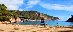 Playa de Aiguablava (Meino NL) Tags: playadeaiguablava calaaiguablava costabrava espaa espagne spain spanje catalunya cataloni beach strand middellandsezee mediterranean
