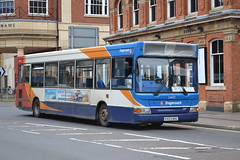 Stagecoach Midlands 34472 KV53NHG (Will Swain) Tags: bus buses transport travel uk britain vehicle vehicles county country england english banbury midlands midland 6th september 2016 stagecoach 34472 kv53nhg