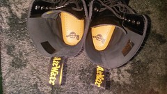20160703_172231 (rugby#9) Tags: dm feet wear cushioned comfort sole cushion dms docmartens lace original soles bouncing doctormarten docs doc eyelets icon boots drmartensboots dr martens drmartens airwair air wair yellow stitching yellowstitching 10 hole 10hole size7 7 1490 black shoe footwear boot indoor