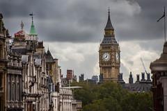 The Elizabeth Tower (cuppyuppycake) Tags: big ben london england clody weather memories buidlings