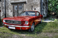 Ford Mustang (Michis Bilder) Tags: ford mustang