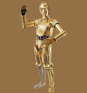 """12""""PM系列推出超合金C-3PO"""
